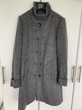 Ladies Autograph Herringbone Coat - Size 10 Worn Twice Only
