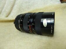 Minolta MD fit chinon 40 105mm constant f3.5 fast lens adapt to digital