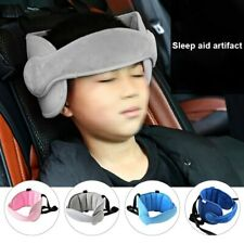 Child Assisted Sleep In The Car Safety Protection Headband Baby Fixed Head