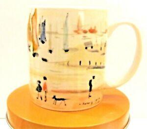 """Beswick Decorative Lowry Mugs - Lowry's """"YACHTS"""""""