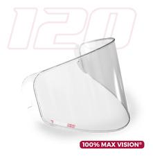 AGV PISTA GPR GP-R CORSA-R RACE 3 PINLOCK MAX VISION 120 INSERT ANTI FOG CORSA R