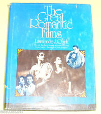 The Great Romantic Films - Pictorial History 1974 B&W Pictures! Nice See!