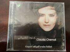 CLAUDA CHEMALIFaradan Habbeit- Arabic Music CD