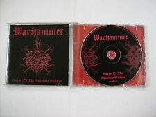 WARHAMMER - CURSE OF THE ABSOLUTE ECLIPSE - CD EXCELLENT CONDITION 2002