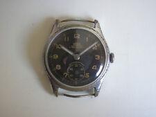 WWII German Wehrmacht ARSA Military Watch Dienstuhr DH Deutsches Heer cal.173