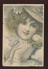 Posted World War I (1914-18) Collectable Glamour Postcards