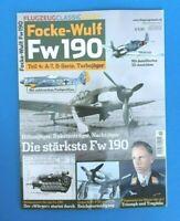 Focke - Wulf Fw190 Flugzeugclassic Extra 2019 Teil 4  ungelesen 1A  absolut TOP