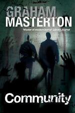 Graham Masterton-Community  (UK IMPORT)  BOOKH NEW