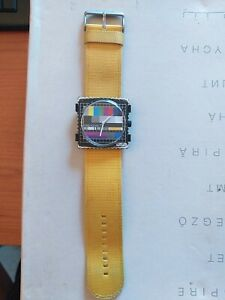 orologio VINTAGE stamps S.T.A.M.P.S. TIMEHOUSE TV