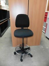 OFFICE ARCHITECT / DRAFTING BLACK CHAIR BRISBANE