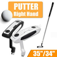 Stainless Steel Golf Clubs Golf Putter Sports Grinding Head Right Hand Accessory