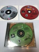 Playstation One Ps1 Kids Game Lot Rugrats Dora The Explorer Land Before Time