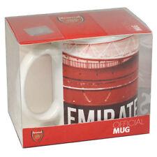 Arsenal mug stadium design