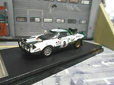 LANCIA Stratos HF Rallye Safari #8 Waldegard 1975 Alitalia limited HPI RAR 1:43
