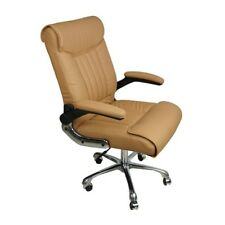 PU Ultra Leather Executive Office Chair w Memory Foam Padding,Acetone-resistant