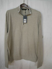 POLO GOLF RALPH LAUREN  HALF ZIP JERSEY-PULLOVER-LARGE-NWT-AUTHENTIC