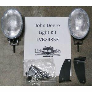 John Deere Rear Work Light Kit - LVB24853 - 3320 3520 3720 4044R 4052R 4066R 432