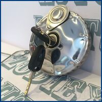 60mm STAINLESS STEEL LOCKING FUEL Tank (Filler)  CAP - Volvo,DAF, IVECO, SCANIA