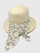 Women s Beautiful Bow Floppy Straw Hats 18503e262b55