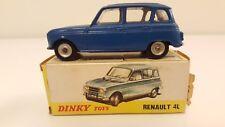Dinky Toys (Spain) - 518 - Renault 4L en boîte d'origine VN MIB