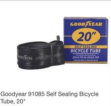 "Goodyear 91085 Self Sealing Bicycle Tube, 20"""
