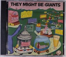 They Might Be Giants ‎– They Might Be Giants    (1990)