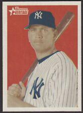 2006 Bowman Heritage #100 Alex Rodriguez New York Yankees