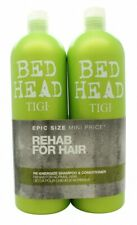 TIGI BED HEAD RE-ENERGIZE GIFT SET 750ML SHAMPOO + 750ML CONDITIONER. NEW