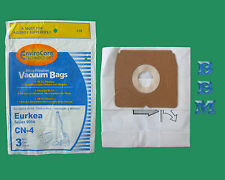 3 Eureka Style CN4 689376 Canister Vacuum Bags Allergen PowerForce 900A 900