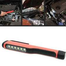 1Pc Car Work Light LED Working Pen Lamp Clip Magnetic Torch Flashlight Emergency