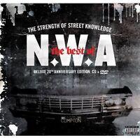 N.W.A, N.W.A. - Best of N.W.A. [New CD] Explicit, With DVD