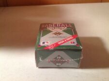 1990 Upper Deck Baseball High Series Factory Sealed
