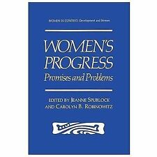 Women in Context: Women's Progress : Promises and Problems (2013, Paperback)