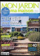 Revue Jardinage : Mon Jardin Ma Maison n°643, août 2013