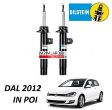 KIT 2 AMMORTIZZATORI ANTERIORI BILSTEIN VW GOLF 7 VII 1.6 2.0 TDI TSI GTI GPL