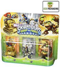 Activision Skylanders 3 Heavy Duty Piñón/doble Hoja Chop/Scorp figura