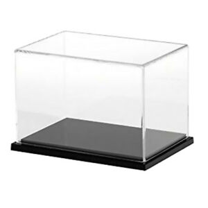"""14*6*6"""" Acrylic Collection Display Case/ Stand for Action Figures Wide Type"""