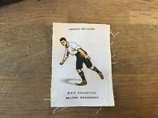 1924 PHILLIPS BDV SILK FOOTBALL COLOURS BOLTON WANDERERS