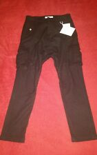 $658.00 PRIVATE STOCK Men's The Venom Pant Dropped Crotch Cropped Wool Size 30