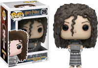 "HARRY POTTER Figurine BELLATRIX LESTRANGE AZKABAN EXCLUSIVE N° 29 ""POP"" FUNKO"