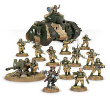 Astra Militarum Fully Assembled & Painted Warhammer 40K Miniature Toys