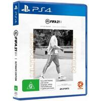 FIFA 21 Ultimate Edition PS4 Playstation 4 Game - Disc Like New