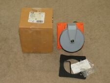 Hubbell HBL4100R12W  100 AMPERES 125/250 VOLT Receptacle