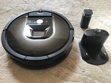 iRobot Roomba 980 Robot Vacuum Cleaner - Excellent Condition - Free P&P