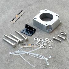 New Front Intake Manifold Throttle Body Adaptor For Nissan Skyline R33 RB25DET
