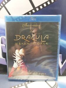 DRACULA BRAM STOKER COLLECTOR'S EDITION blu ray