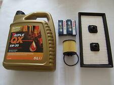 VOLKSWAGEN VW GOLF MK5 2003-2008, SERVICE KIT INCL OIL 1.6 FSi PETROL ENGINES