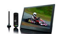 Reflexion LED-TV Fernseher Monitor 10 Zoll DVB-T2 Schwarz NEU
