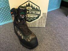 New Mens Wood N' Stream Maniac Hunting Boots 840 Gram Thinsulate Size 9.5 Medium