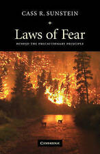 Laws of Fear: Beyond the Precautionary Principle (The Seeley Lectures), Good Con